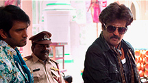 Rajinikanth And His Fellow Mates Plan A New Theft