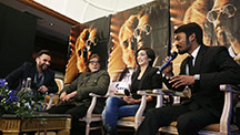 Exclusive Conference With The Star-Cast Of Shamitabh In London