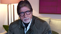 Amitabh Bachchan has a special message for you