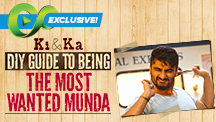 Exclusive - DIY: Your Guide To Becoming The Most Wanted Munda!
