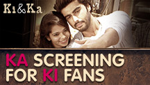 Ka Screening For Ki Fans