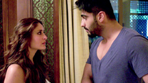 Arjun Gets Annoyed And Insults Kareena