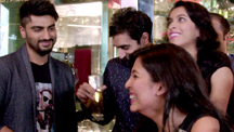 Arjun Kapoor s College Reunion