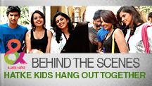 Behind The Scenes - Hatke Kids Hang Out Together