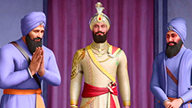 Banda Singh Bahadur's Battle Cry