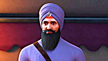 Banda Singh Stands Up To Wazir Khan's Threat