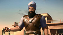 Banda Singh Conquers Samana!