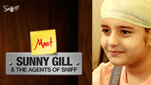 Meet Sunny Gill & The Agents Of Sniff
