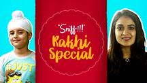 Celebrating Rakhi with Sunny Gill and Bobby Didi
