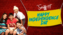 Sniff celebrates Independence Day