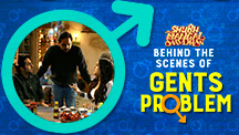 Behind the Scenes of Gents Problem!