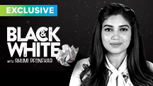 Exclusive - Black & White - Bhumi Pednekar