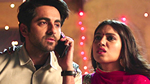 Bhumi s father finds out about Ayushmann's gents problem
