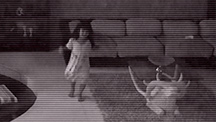 Kid Plays with the Ghost!