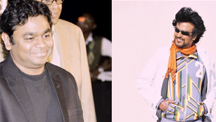 A. R. Rahman talks about Superstar Rajinikanth