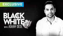 Exclusive - Black & White Interview With Abhay Deol