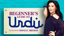Beginner's Guide To Urdu