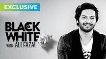 Exclusive - Black & White Interview With Ali Fazal