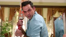 Abhay Has A Surprise Visitor