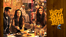 Watch Happy Bhag Jayegi full movie Online - Eros Now