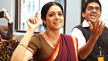 Watch English Vinglish - Telugu full movie Online - Eros Now