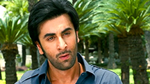 A Massage To Remember For Ranbir Kapoor!
