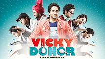 Watch Vicky Donor full movie Online - Eros Now