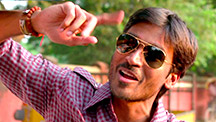 Dhanush's Love Is Full of Swag