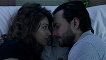 Saif And Ileana Share Apologies And Sweet Nothings