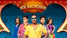 Watch Bol Bachchan full movie Online - Eros Now