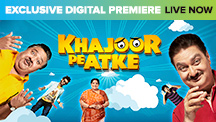 Watch Khajoor Pe Atke full movie Online - Eros Now