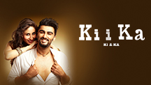 Watch Ki & Ka - Polish full movie Online - Eros Now