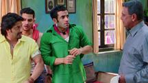 Mithun Yells At Arshad, Kunal & Tusshar