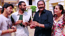 Golmaal Gang Gives Vasooli Bhai Some Tips