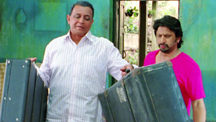 Mithun Becomes A Coolie