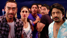 The Golmaal Gang Gets Into A Fight