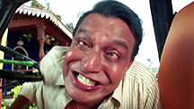 Mithun Da Feels The  Bite !