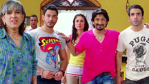 The Golmaal Gang Is One Big Happy Family