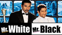 Watch Mr. White Mr. Black full movie Online - Eros Now