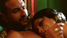 Saif Ali Khan is a 'Hungry Animal'