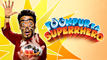 Watch Toonpur Ka Superrhero full movie Online - Eros Now