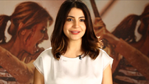 Anushka Sharma's exclusive video!