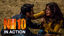 Action Making - Anushka Sharma, Neil Bhoopalam, Navdeep Singh