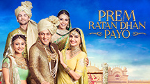 Watch Prem Ratan Dhan Payo full movie Online - Eros Now