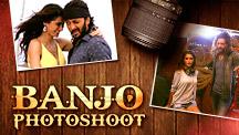 Banjo Photoshoot
