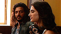 Riteish is Nargis's tour guide