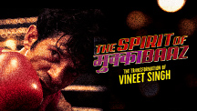 The Spirit of Mukkabaaz   The Transformation of Vineet Singh