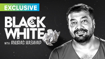 Exclusive Black & White - Anurag Kashyap