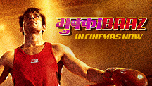 Countdown for Mukkabaaz - In Cinemas Now
