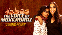 The Voice Of Mukkabaaz